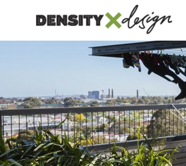 Density X Design - Dianna has selected six of her photographs from the shoot that tell the story of The Commons from her point of view...