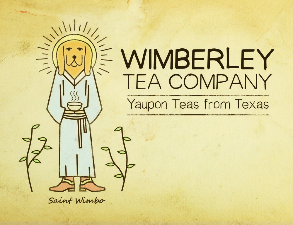 Saint Wimbo, aka San Wimbo, is our patron saint of Yaupon, tasty Yaupon Tea, and all good things in the Texas Hill Country.