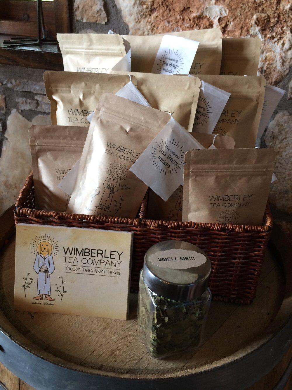 Wimberley_Tea_Company_Yaupon_Tea_for_sale_at_Salt_Lick_Cellars