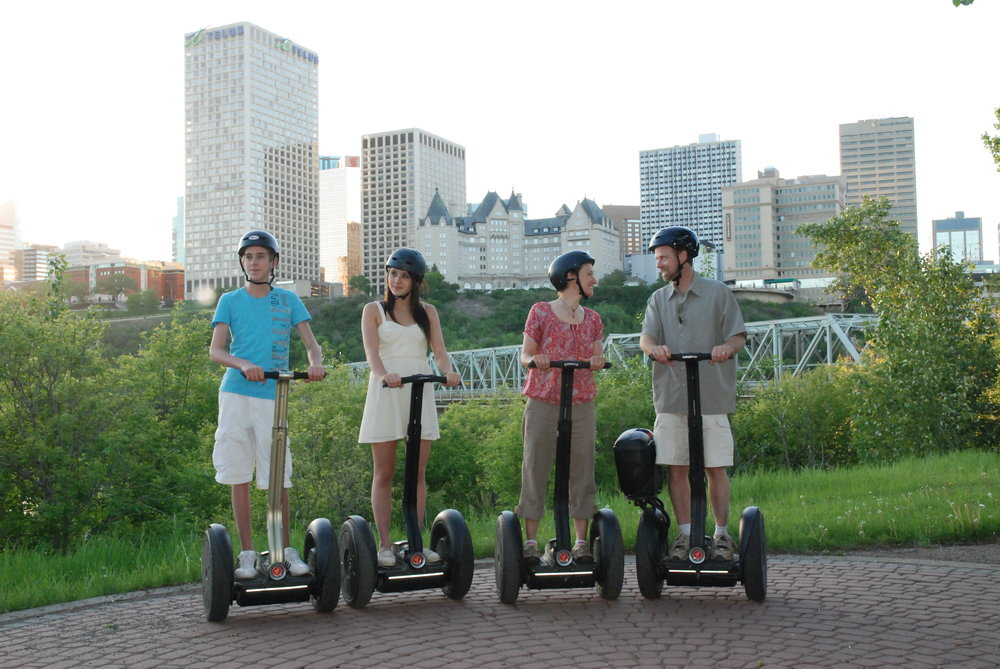 Segway PT Adventures