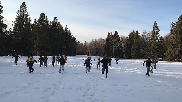 Snowshoe Tours & Rentals