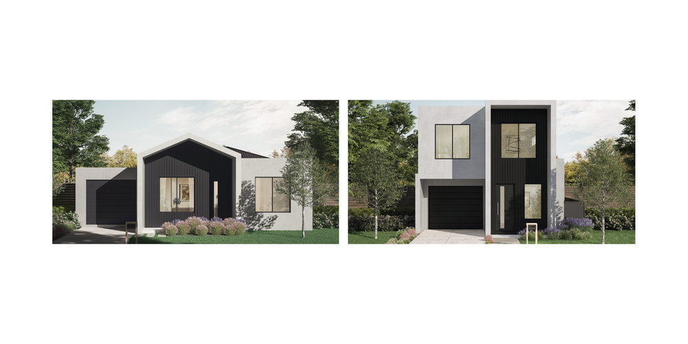 'Medina Park' - Home designs for Eumemmerring Housing Estate.