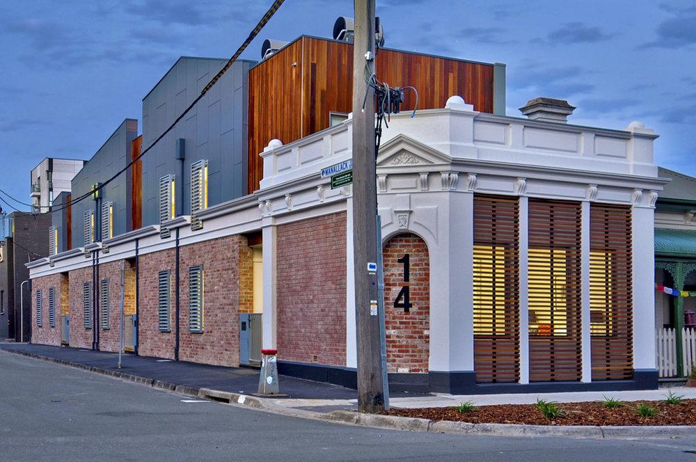 WINNER - Heritage Conservation Project - Residential - 2014 BDAV Awards.