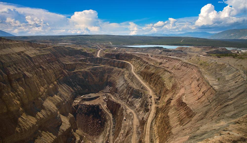 Blutip Mine Overview