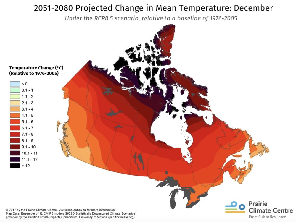 Source: Prairie Climate Centre