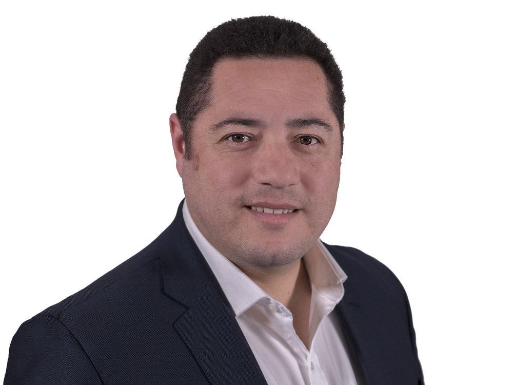 Cristhian Tomaduz, Director of Regional Sales, Latin America