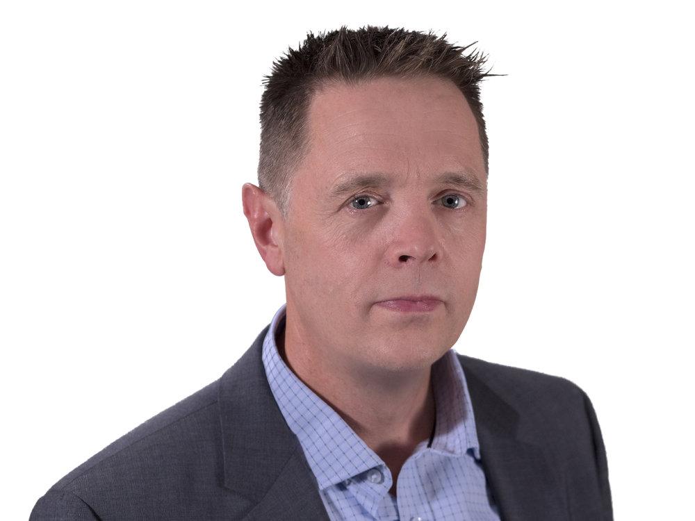 Martin van Diemen, Director of Regional Sales, Australia