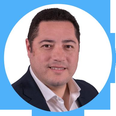 Blutip's Managing Director for Latin America Cristhian Tomaduz