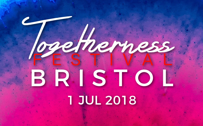 Hello BRISTOL! We are thrilled to bring the Togetherness flavour West with a signature day of creativity, movement, touch, dance and intimacy...