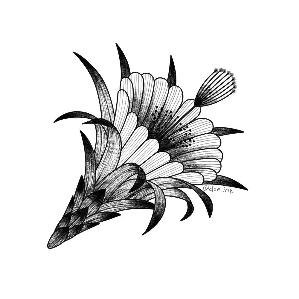 San Pedro Flower doe.ink tattoo.jpg