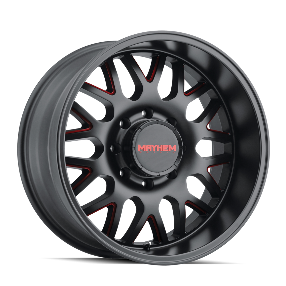 TRIPWIRE - BLACK WITH PRISM RED