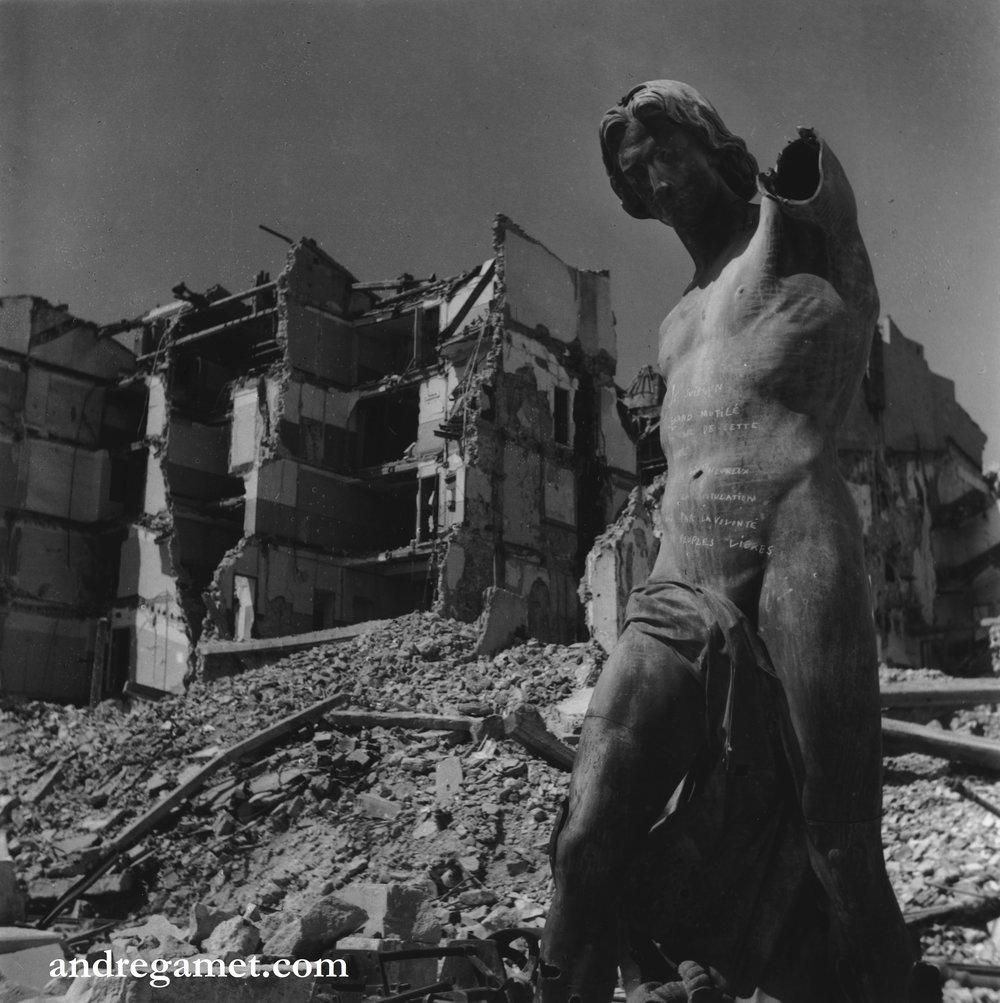 Toulon après la libération