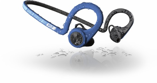 4. Wireless Headphones - Plantronics BackBeat FIT Wireless In-Ear Behind-the-Neck Headphones Available in 2 colors at Best Buy for $129.99