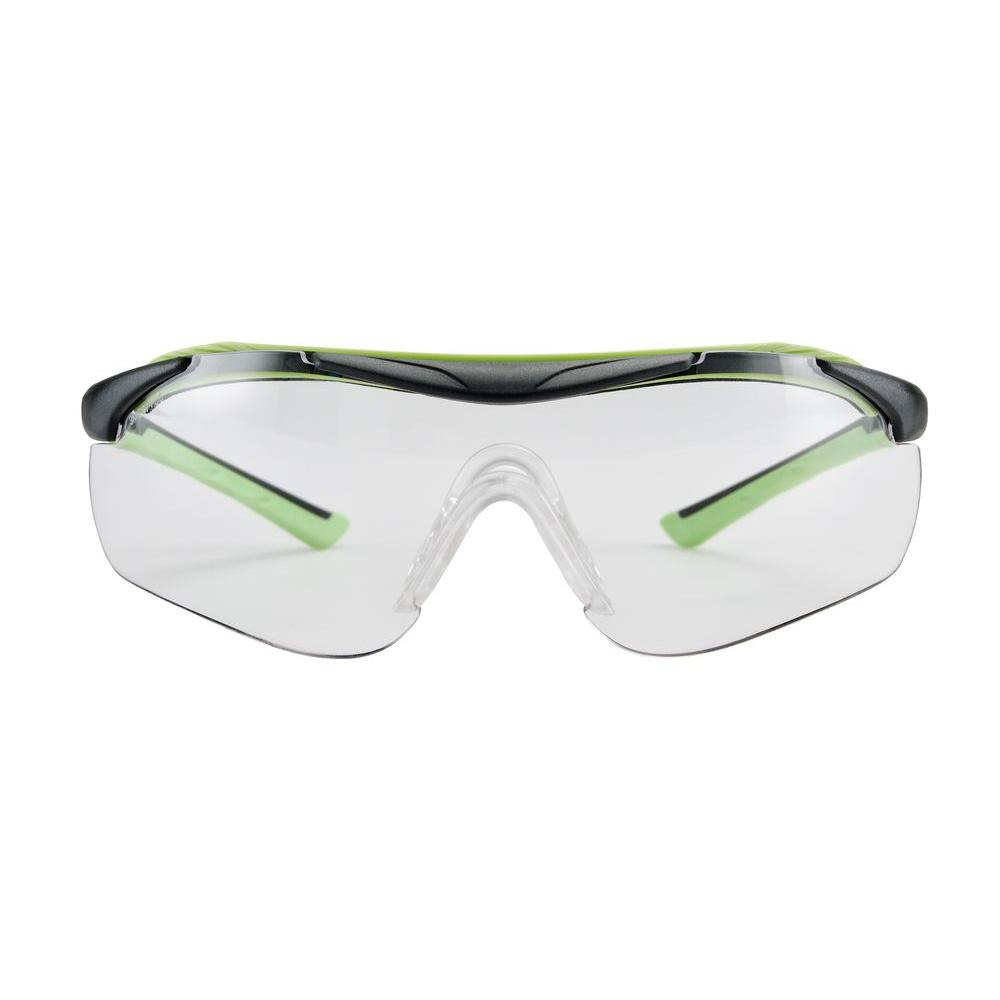 9. Eye Protection - 3M Sports Inspired Design Clear Anti-Fog Lenses Performance Safety Glasses Available at The Home Depot for $39.88 (for a case of four)