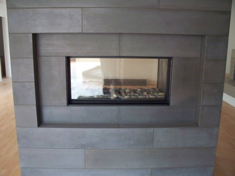 Fireplace & Mantle Projects
