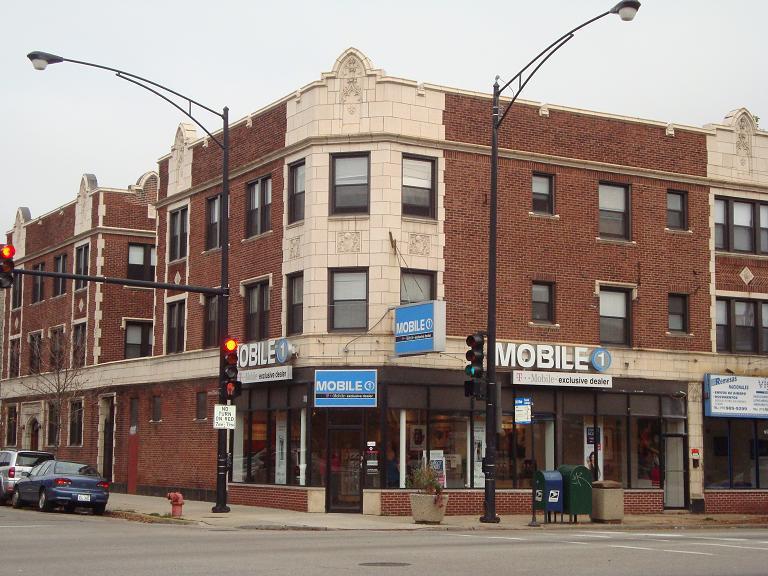 2351 W. Wilson - Cross Street: 4547-55 N. Western