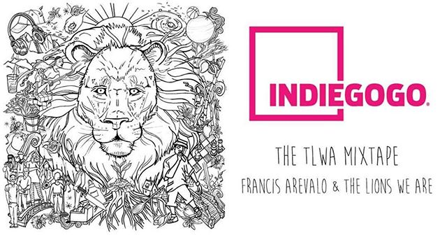 LINK IN BIO: Launching The Lions We Are Indiegogo Fundraising Campaign  Dive in to learn more about the story and get yourself some #TLWA swag.  #dailyhivevan #vancityhype #vancouver #hiphopvancouver #lions