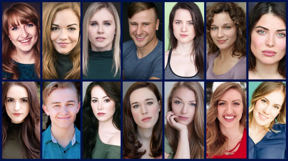 Showcase - 2 May 2017Come and see me perform with these incredibly talented individuals! There will be two shows in the Roy Arias II Theatre: 1:00 and 6:00.