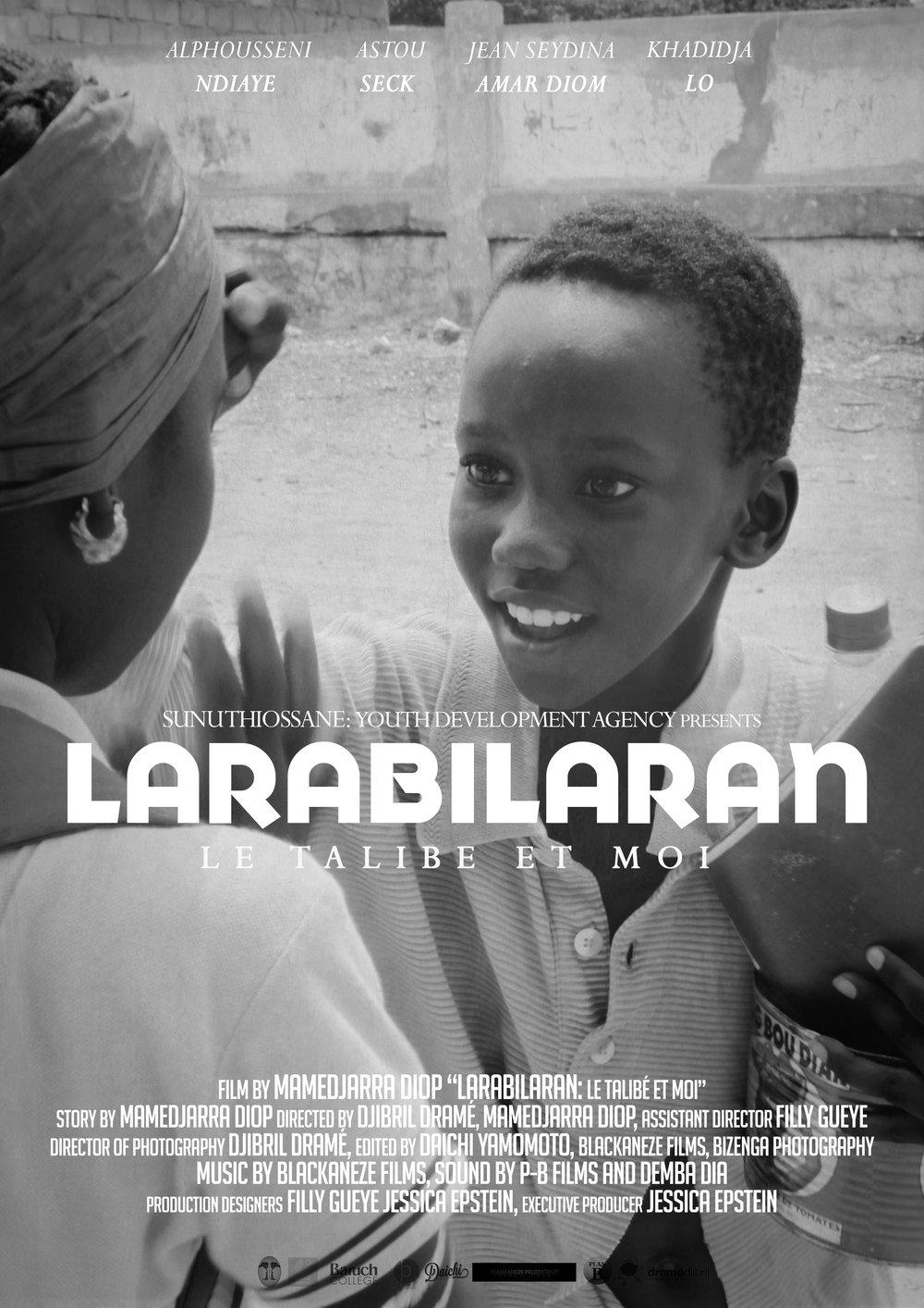 Larabilaran: Le Talibé Et Moi
