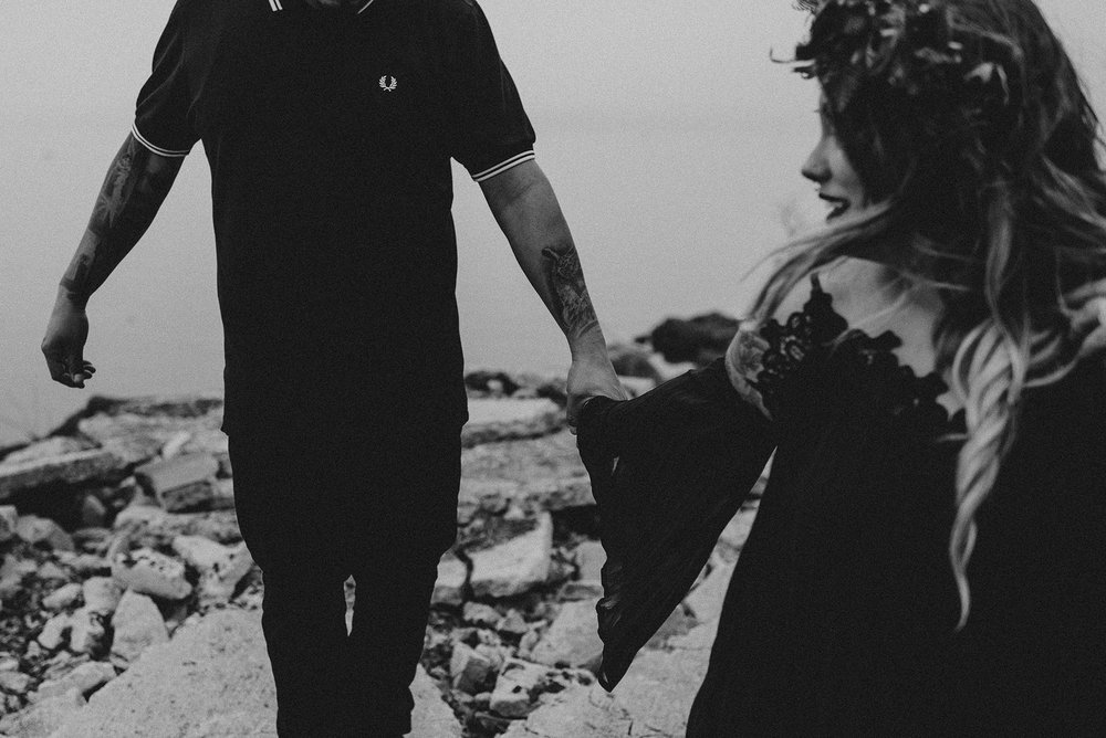 Moody San Diego Engagement Session