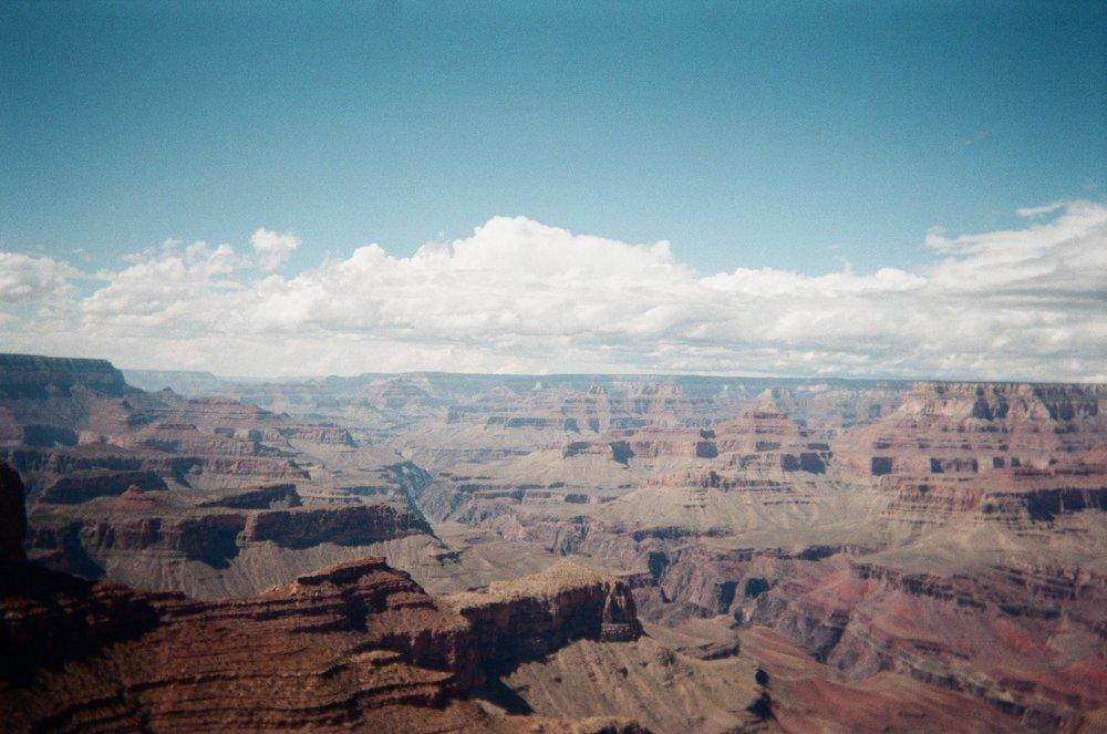 Landscapes in 35mm - by Daniel Kelley
