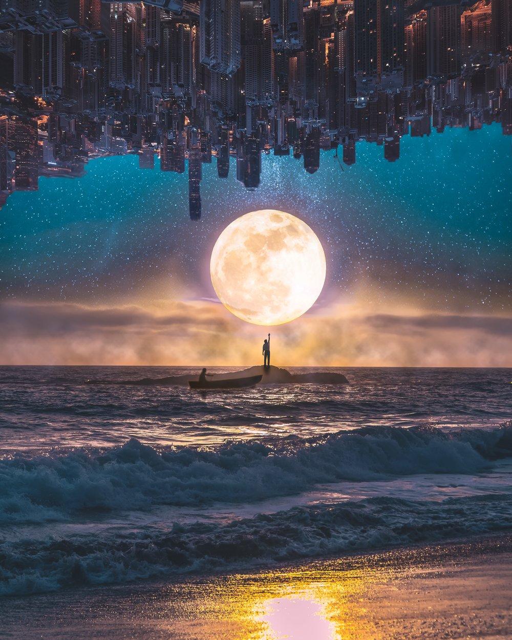 Dream World - by Brian Dao