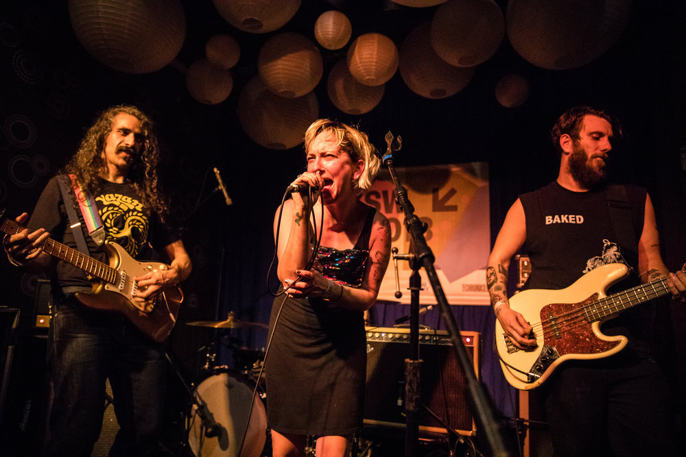 Bethlehem Steel returns to New York City with an epic show on Thursday night with Yazan, Washer and Fits at The Footlight. Photo: Jeanette D. Moses