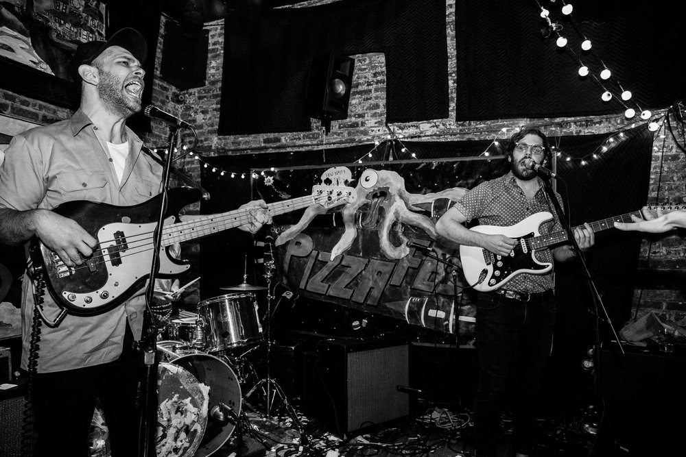 Catch The Unders Thursday night at The Gutter. Photo: Jeanette D. Moses