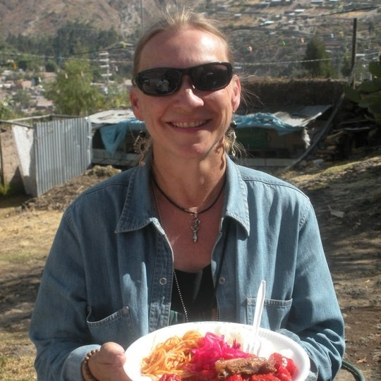 Kalynn Hicks Van Wye Culture Interrupted: Assessing the Effects of the Shining Path Internal Armed Conflict in the Peruvian Highlands (2014) Note: Kalynn started as my master's student but then switched to the PhD program in Sociology; I remained her advisor