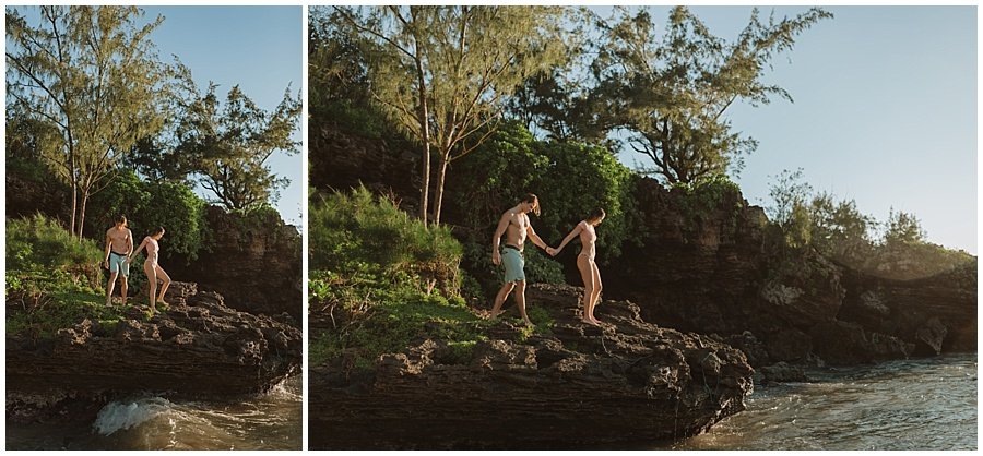 Meg's Marvels Photography - North Shore Oahu Hawaii Surfer Couples Photo Session_0210.jpg