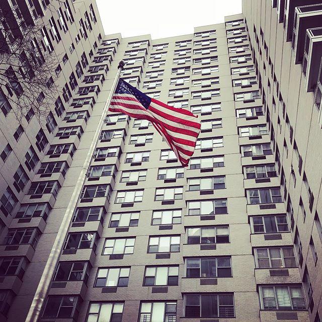 American City. #america #american #americana #americanflag #usa #redwhiteandblue