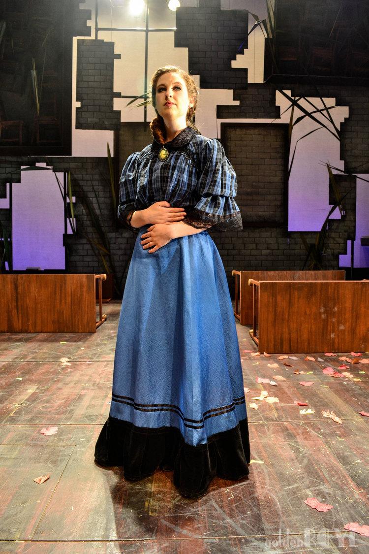 Spring Awakening, 2012 San Francisco State University Director: Barbara Damashek  Designer: Myself  Photo by: Rachel Golden