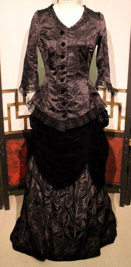 Engaged, 2010  San Francisco State University  Director: Bill Peters  Costume Designer: Sarah Correa  Blouse and Skirt constructed from scratch