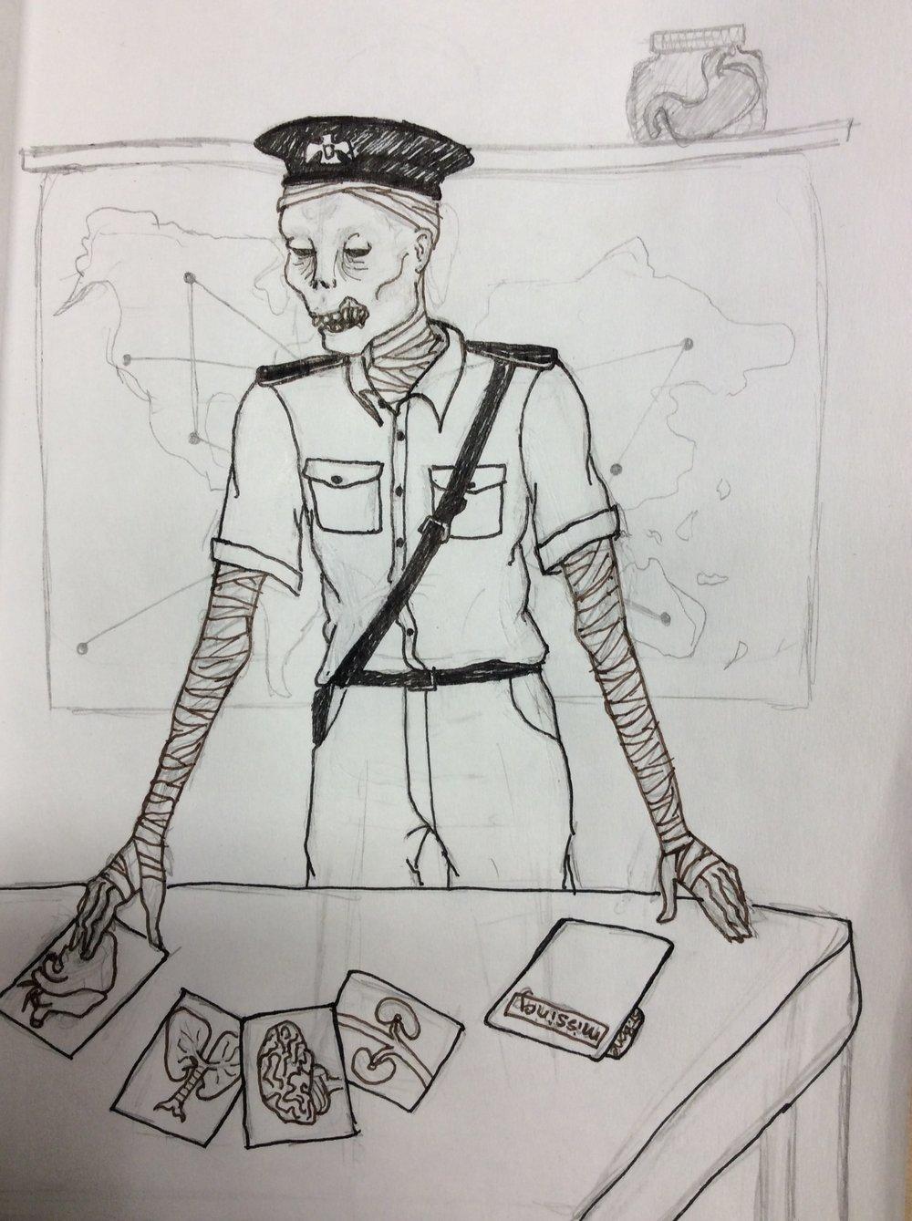 Mummy Investigator, 2015