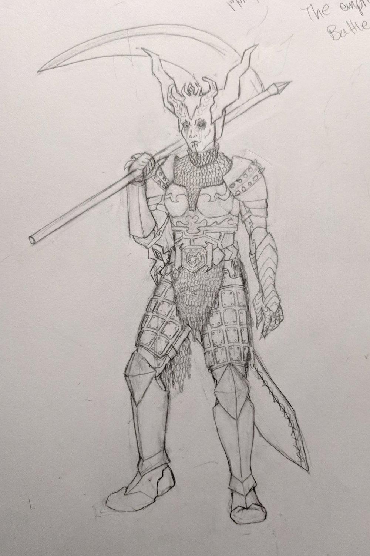 Liberators: Empress Battle Armor, 2018
