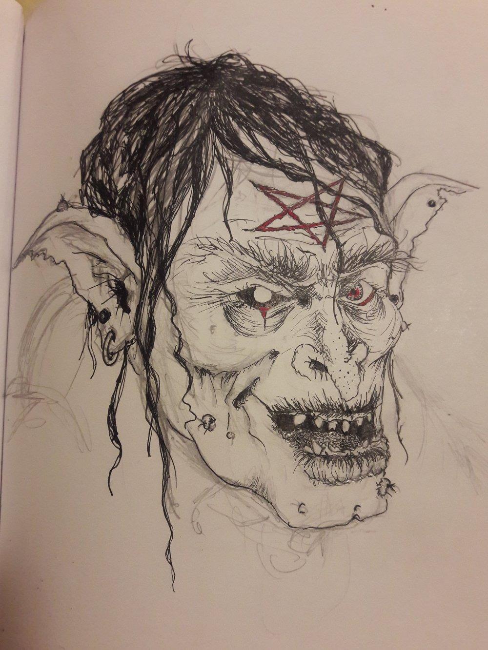 Bog Witch, 2016