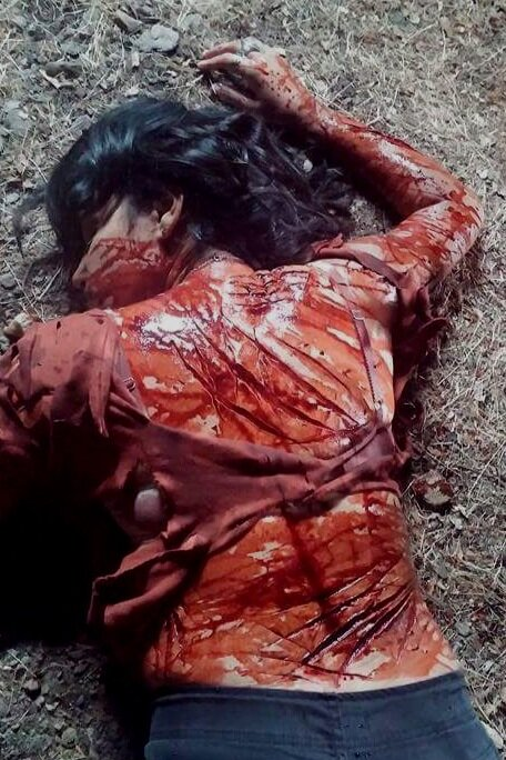Trip House, 2015 Director: Patrick Meaney SFX Makeup Dept. Head: Michael Dinetz  Actress: Tiffany Smith Prosthetic Transfers sculpted and ran by me