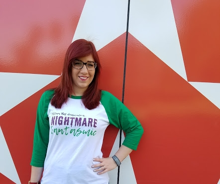 Find Fantasmic Nightmare shirt HERE.