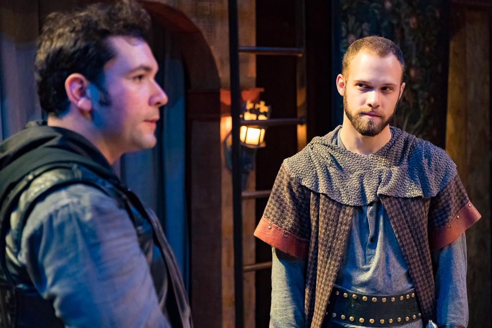 Bernardo in Hamlet