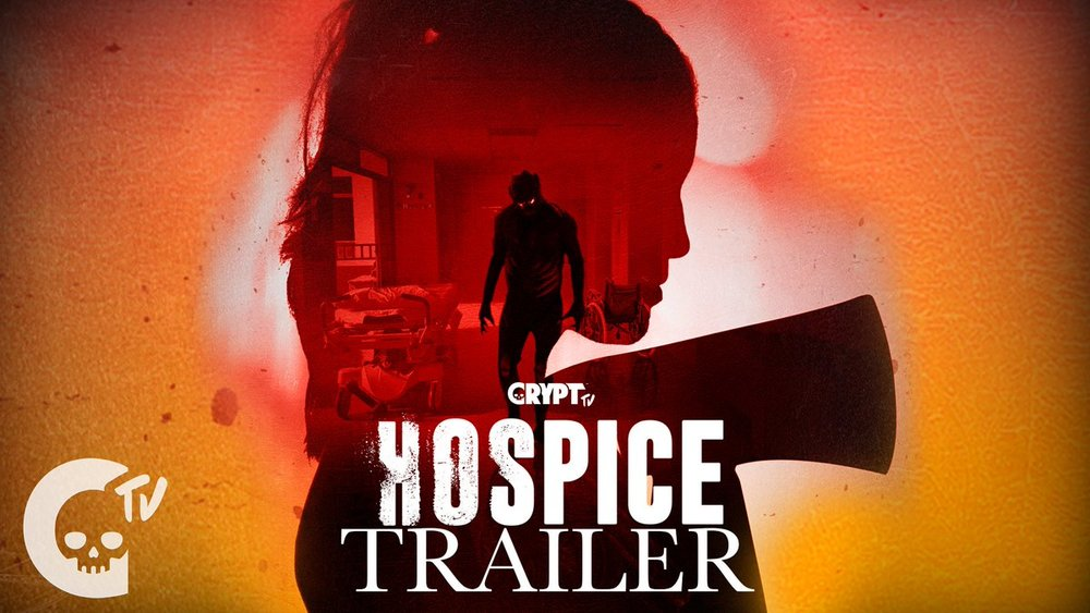 "Currently Airing! I play the Creature/Kane in Crypt TV's ""Hospice"""