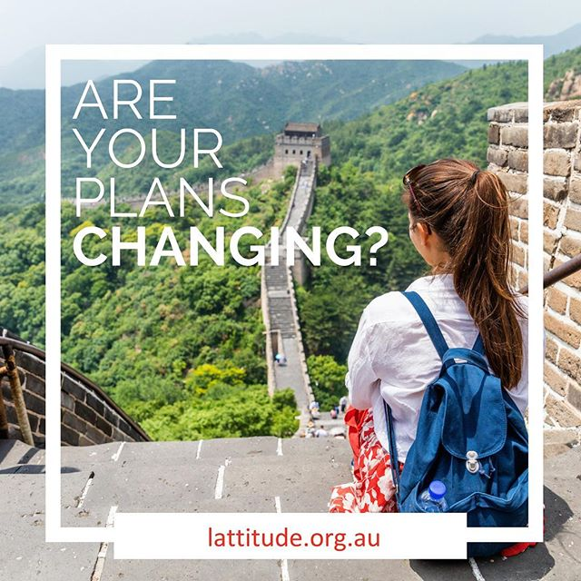 Uni offers are coming out - Are your plans changing? Click the link in our bio to see the opportunities around the world that are waiting for you! Act fast though, spots are filling up quick!  #gapyear #travel2017 #lattitudeglobalvolunteering #volunteering #dogood #getexperience #findyourself #getfocused #bigplans #goabroad #teachoverseas