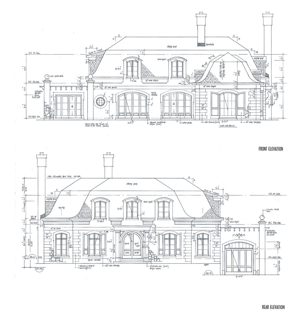 20170420-WEBSITE Della Rocca Residence 01-A01 FRONT & REAR Elevation.jpg