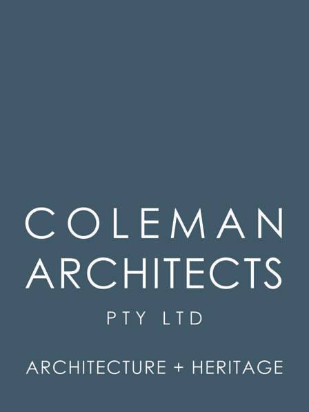 Coleman Architects Pty Ltd