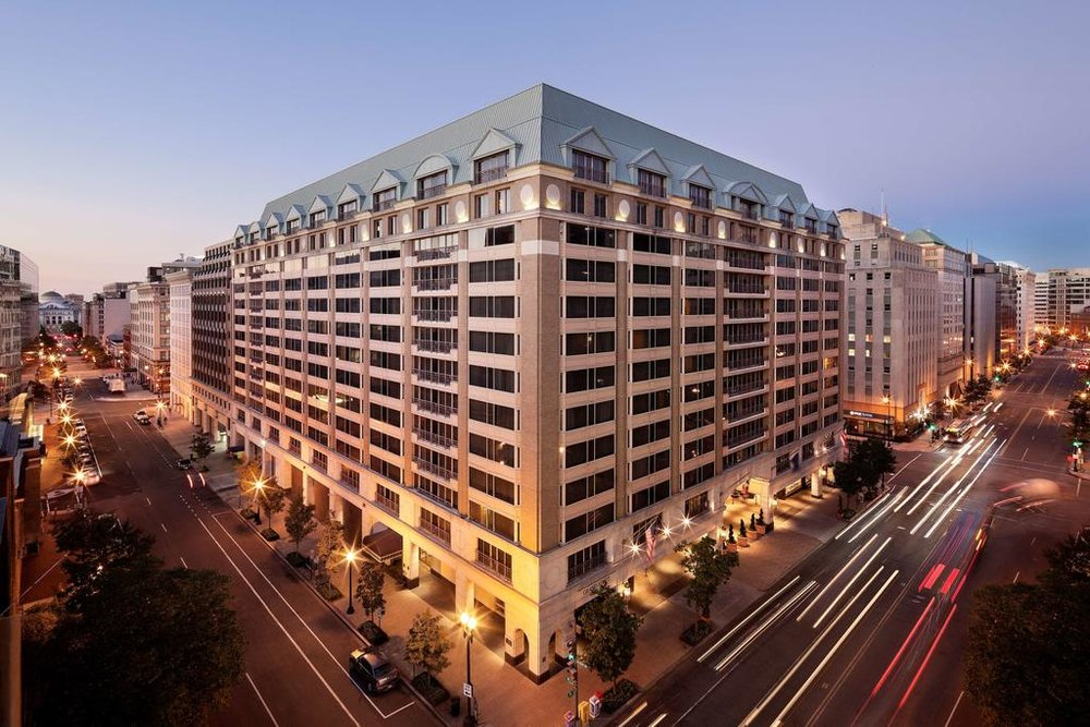 Grand Hyatt Washington - 4-star hotel