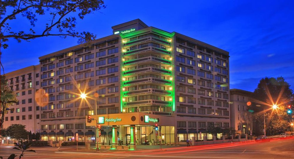 Holiday Inn Washington-Central/White House - 3-star hotel