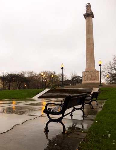Logan Square, Chicago, Illinois