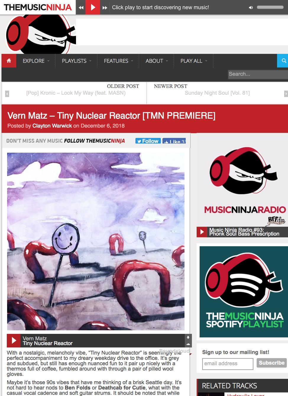indie music — Features — Danger Village