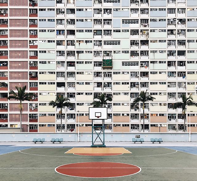 Choi Hung Estate, HK.