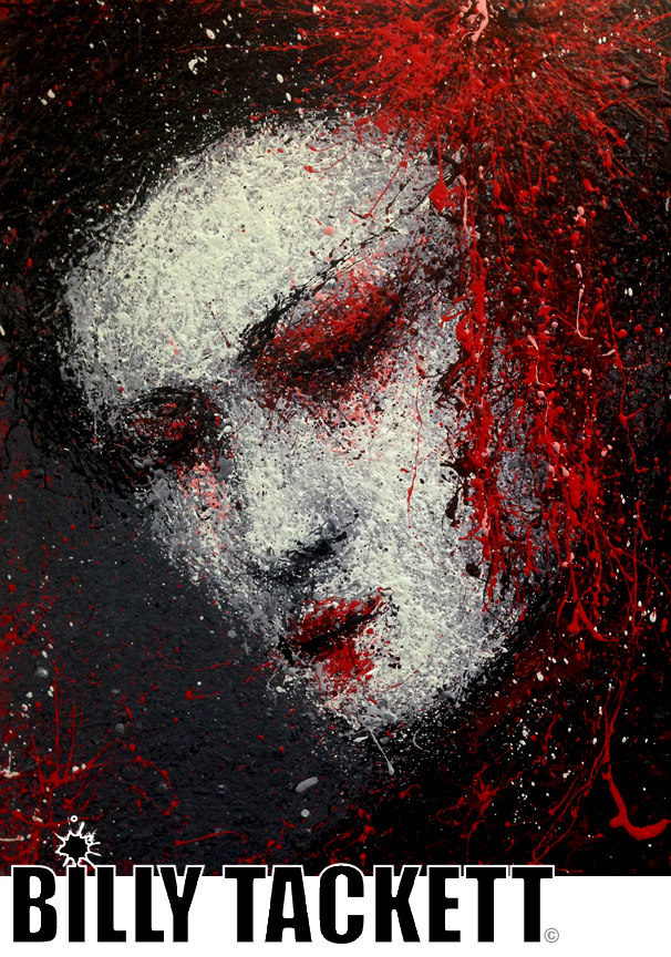GEISHA IN BLACK - SOLD