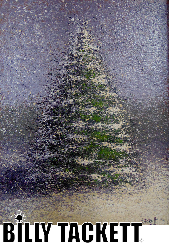 Winter Tree - SOLD